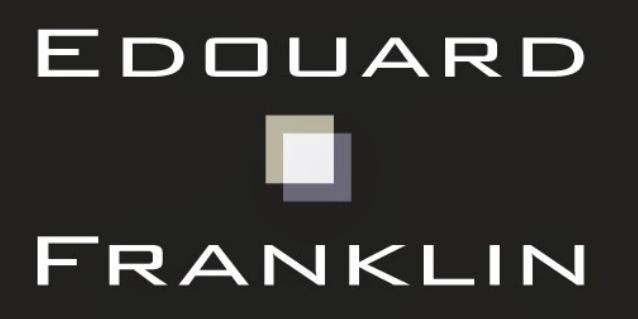 Logo Edouard Franklin